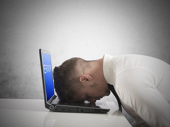 如何修复网站的内部服务器错误?