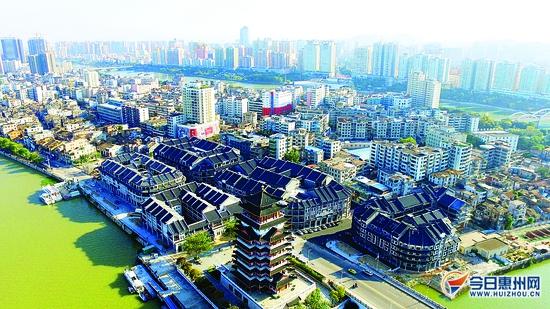 惠州桥东镇